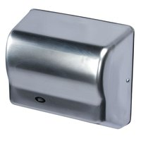 American Dryer GX1-C GLOBAL Automatic Hand Dryer with Chrome Cover - 110-120V, 1500W