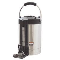 Grindmaster TVS-1.5 1.5 Gallon Stainless Steel Vacuum Insulated Coffee Shuttle
