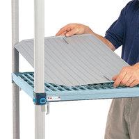 Metro Q2160SM MetroMax Shelving Solid Mat Overlay 21 inch x 60 inch