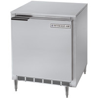 Beverage-Air UCF27HC 27 inch Shallow Depth Undercounter Freezer