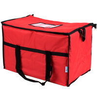Choice Soft Sided Insulated Cooler Bag - Red Nylon