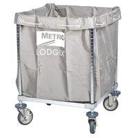 Metro LXHR-ESS Lodgix Houserunner Essentials Cart 24 inch x 24 inch x 33 inch