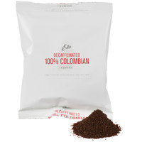 Ellis 2 oz. 100% Colombian Decaf Coffee Packet - 42/Case