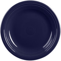 Homer Laughlin 466105 Fiesta Cobalt Blue 10 1/2 inch Plate - 12/Case