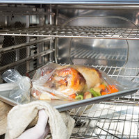 12 inch x 18 inch Kenylon Plastic Oven Bag - 100/Box