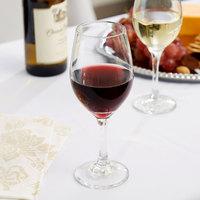 Libbey 3057 Perception 11 oz. Customizable Wine Glass - 24/Case