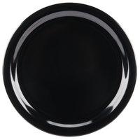Carlisle KL20003 Kingline 8 7/8 inch Black Plate   - 48/Case