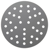 American Metalcraft 18912PHC 12 inch Perforated Pizza Disk - Hard Coat Anodized Aluminum