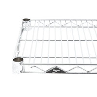 Metro 1430NC Super Erecta Chrome Wire Shelf - 14 inch x 30 inch