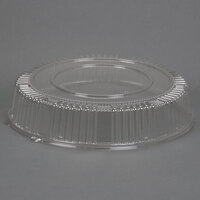 WNA Comet A18PETDM Checkmate 18 inch Clear Dome Lid for Round Catering Trays 25 / Case