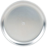 American Metalcraft HACTP12 12 inch Coupe Pizza Pan - Heavy Weight Aluminum