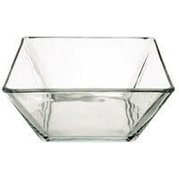Libbey 1796053 Tempo 9 inch Square Bowl - 4 / Case
