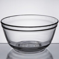Anchor Hocking 81574AHG18 1.5 Qt. Glass Mixing Bowl
