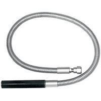 Fisher 2918 44 inch Pre-Rinse Hose with Handle for T&S Pre-Rinse Units