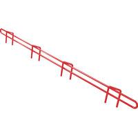 Metro L24N-1-DF Super Erecta Flame Red Ledge 24 inch x 1 inch