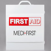 Medique 745M1 First Aid Kit Cabinet - 896 Piece, 3-Shelf