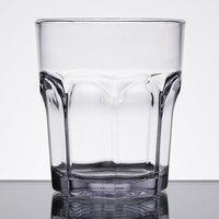 Carlisle 581207 Louis 12 oz. Clear SAN Rocks Glass   - 24/Case