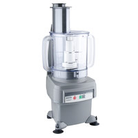 Waring FP2200 Cuisinart Combination Continuous Feed Food Processor with 6 Qt. Bowl - 3/4 hp