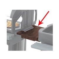 Cambro VCS32CNT146 Bronze Connector for Connecting Versa Carts to Versa Food Bars / Work Tables