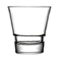 Libbey 15712 Endeavor 12 oz. Stackable Double Old Fashioned Glass - 12 / Case