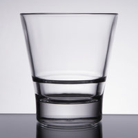 Libbey 15712 Endeavor 12 oz. Stackable Double Rocks / Old Fashioned Glass - 12/Case