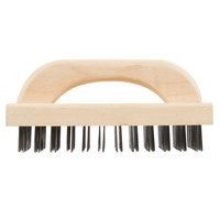 3 3/4 inch x 9 3/8 inch Butcher Block Brush