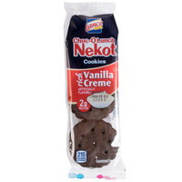 Lance Choc-O-Lunch Nekot Vanilla Creme Sandwich Cookies 20 Count Box   - 6/Case