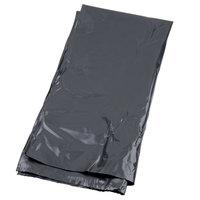 Li'l Herc Repro Trash Bag 45 Gallon 1.5 Mil 40 inch x 46 inch Low Density Can Liner - 100 / Case