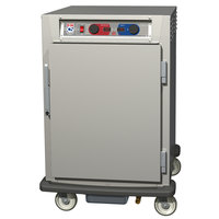 Metro C595-NFS-UPFC C5 9 Series Pass-Through Heated Holding and Proofing Cabinet - Clear / Solid Doors