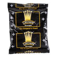 Crown Beverages 2 oz. Emperor's Finest Premium Blend Coffee Packet - 80/Case