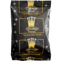 Crown Beverages 2 oz. Emperor's Finest Premium Blend Coffee Packet - 80/Case
