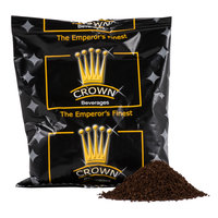 Crown Beverages Emperor's Finest Premium Blend Coffee - (80) 2 oz. Packets / Case