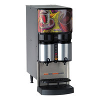 Bunn 36500.0031 LCA-2 PC Liquid Coffee Ambient Dispenser with Portion Control and Scholle QC Connector