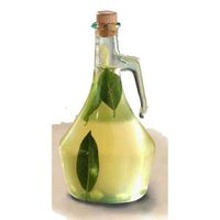 Tablecraft H9223 Portabella 32 oz. Olive Oil Cruet