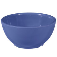 GET B-525-PB Diamond Mardi Gras 16 oz. Peacock Blue Melamine Bowl - 24 / Case