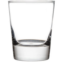 Libbey 2307 Geo 13.25 oz. Double Rocks / Old Fashioned Glass - 12/Case