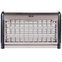 Zap N Trap Insect Trap / Bug Zapper - Stainless Steel 30W