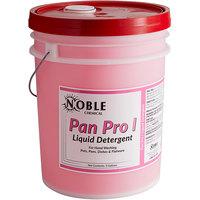 Noble Chemical Pan Pro I 5 gallon / 640 oz. Pot & Pan Soap