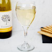 Libbey 3965 Teardrop 8.5 oz. White Wine Glass - 24/Case