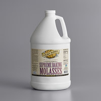 Golden Barrel 1 Gallon Sulfur-Free Supreme Baking Molasses - 4/Case