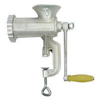 #10 Meat Grinder with Table Clamp