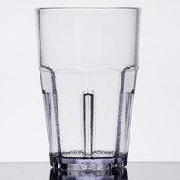 GET 9911-CL Bahama 10 oz. Clear Break-Resistant Plastic Tumbler - 72/Case