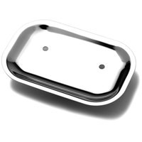 T&S B-SD Replacement Chrome Plated Brass Soap Dish