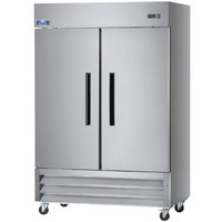 Arctic Air AF49 Two Section Reach-In Freezer - 49 cu. ft.