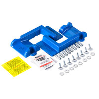 Dormont Posi-Set Caster Placement Safety Set System - Blue