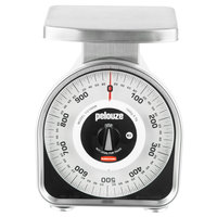 Rubbermaid FGYG1000R Pelouze 1000 Gram Metric Mechanical Portion Control Scale