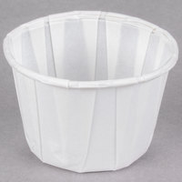 Dart Solo 200 2 oz. White Paper Souffle / Portion Cup - 5000/Case