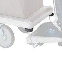 Metro LXHK-4CB Corner Bumper for Lodgix Housekeeping Carts - 4/Pack