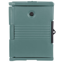 Cambro UPC400SP401 Camcarrier Slate Blue Pan Carrier with Security Package