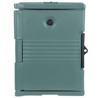 Cambro Camcarrier UPC400SP401 Slate Blue Pan Carrier with Security Package